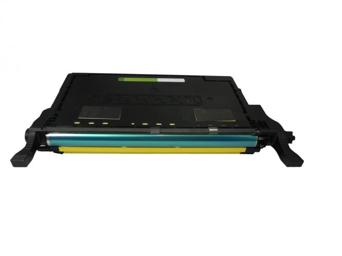 Toner Yellow 7000 S. Samsung CLT-Y6092S/ELS kompatibel