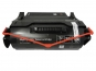 Toner Schwarz 7000 S. Lexmark 0T650A11E , T650A21E kompatibel